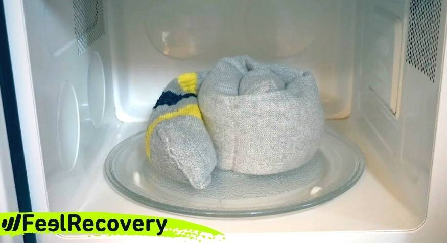 How often is it advisable to use the microwave heat bag?