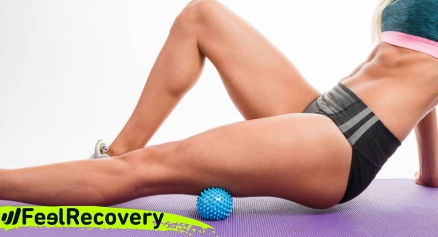 How to relieve pain in any muscle and joint with myofascial massage balls?