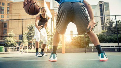 ¿Cómo elegir las mejores rodilleras deportivas de compresión para baloncesto?