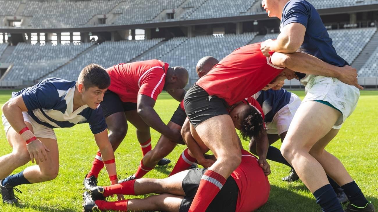 ¿Cómo elegir las mejores rodilleras deportivas de compresión para rugby?