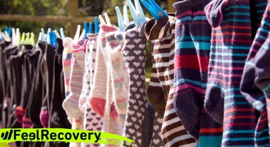 ¿Cómo lavar nuestra ropa, calcetines y mallas de compresión de forma correcta?