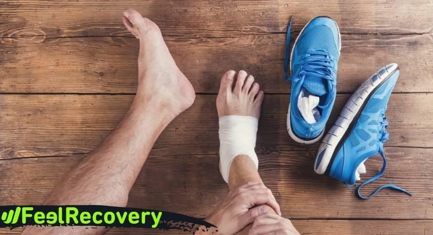 Cómo se realizan las terapias de frío y calor de forma correcta para recuperar y desinflamar lesiones