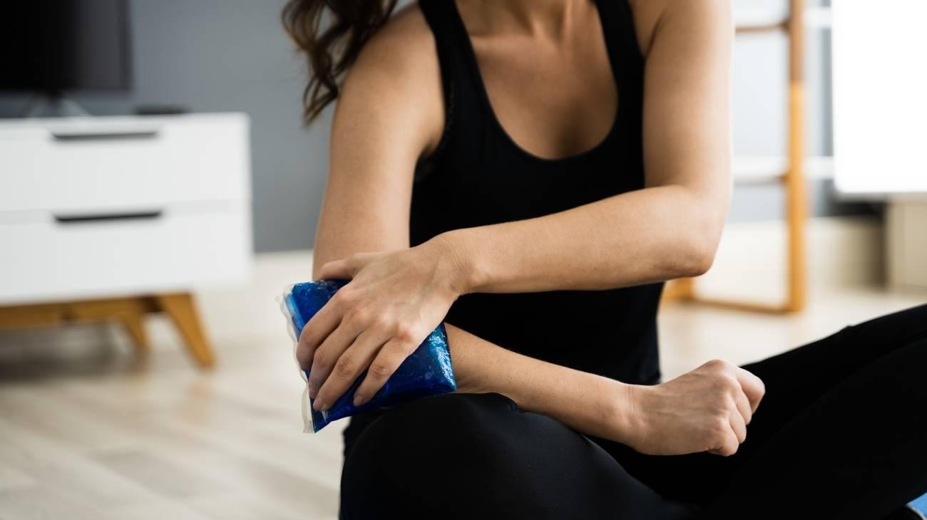 ¿Cómo usar de forma segura las bolsas de gel para la aplicación de la terapia de calor o frío?