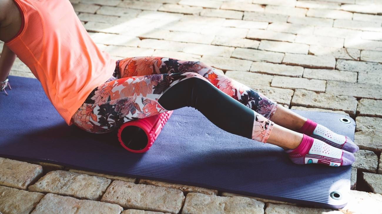 How to use the Foam Roller to pain relief and muscle recovery?