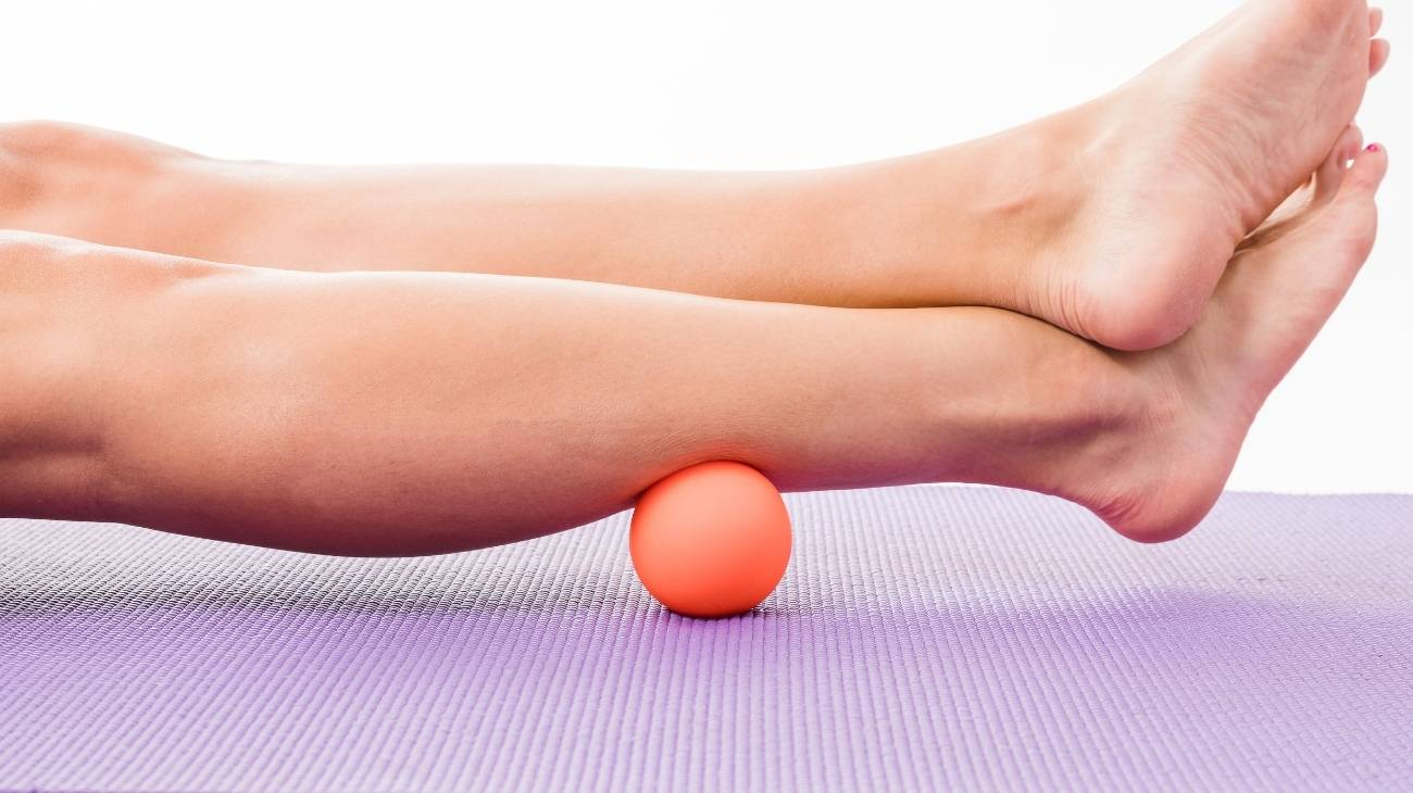 How to use the massage balls for trigger point?