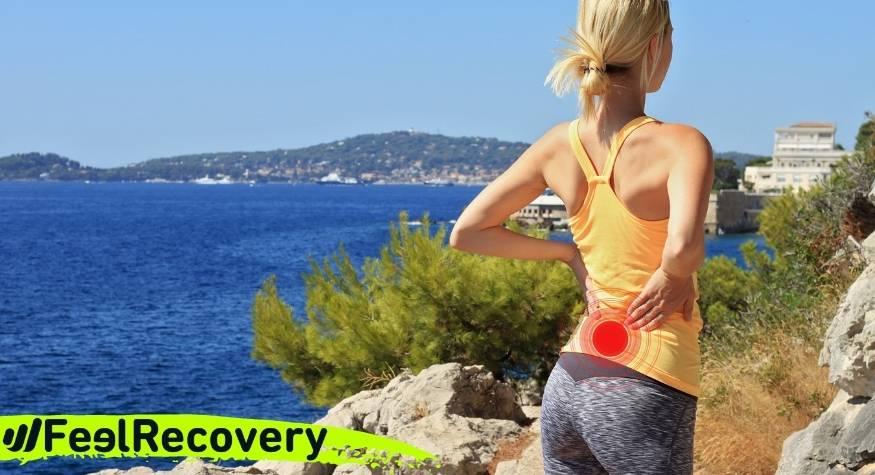 ¿Cómo usar las fajas deportivas para la espalda y aliviar el dolor lumbar?