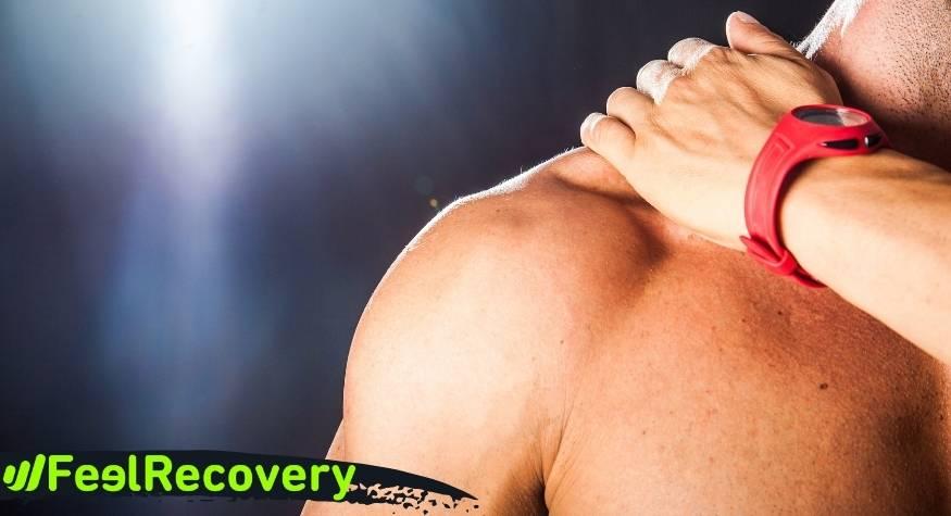 ¿Cómo usar las hombreras deportivas para aliviar el dolor de hombro?