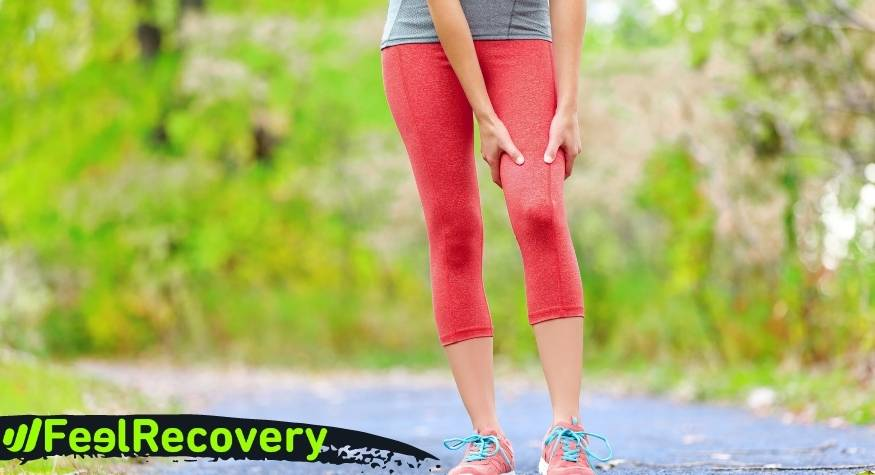 ¿Cómo usar las musleras deportivas para aliviar el dolor de cuádriceps o isquiotibiales?