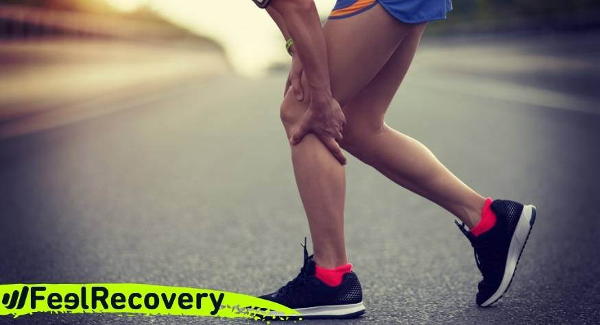 How do you use sports knee sleeves to relieve knee pain in sports injuries?