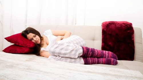 How do you use wheat bag for microwave for relieve to period pain?