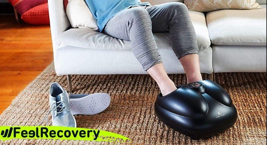¿Cómo utilizar el masajeador eléctrico de pies para aprovechar todas sus ventajas?