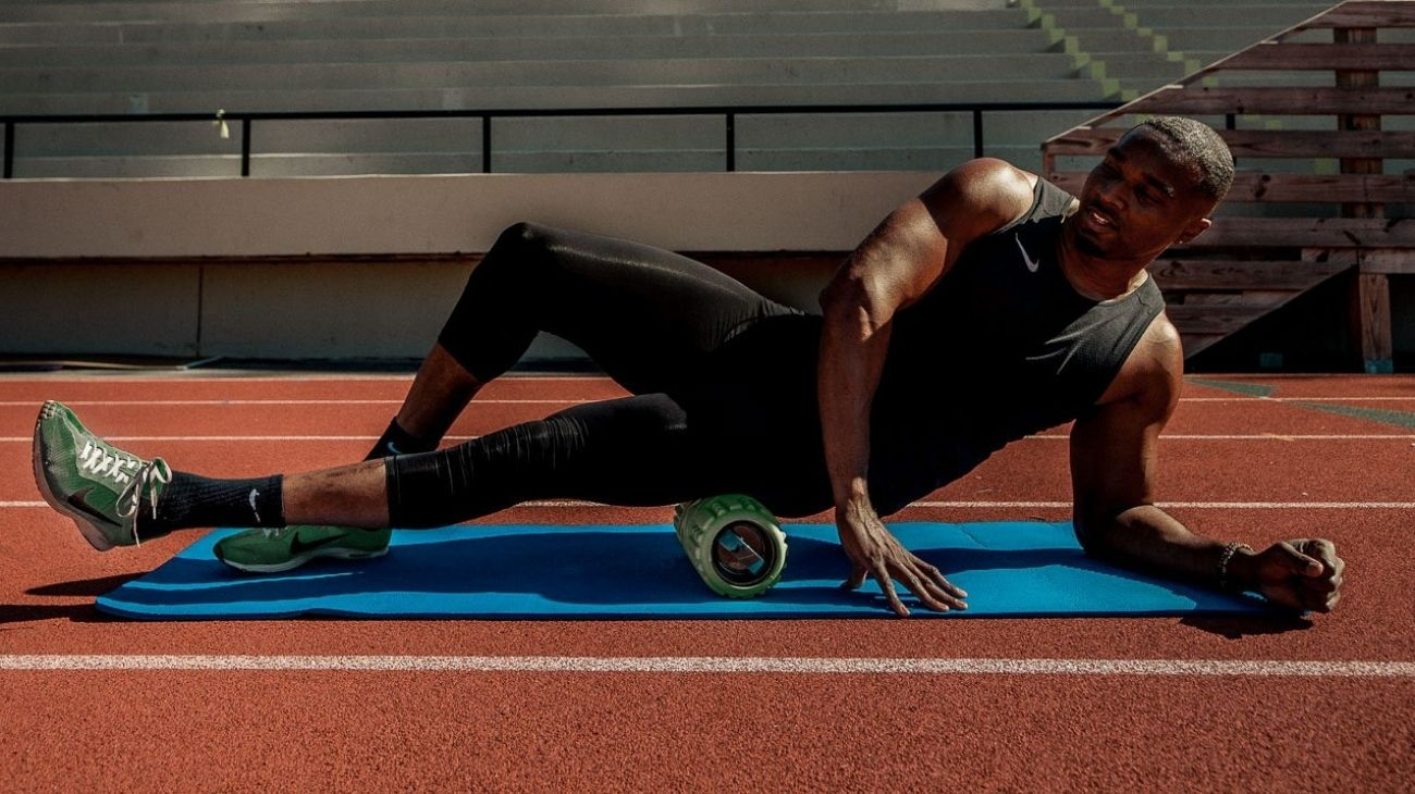 How to use the vibrating Foam Rollers to pain relief and improve muscle recovery?