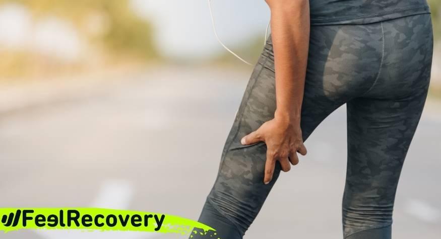¿Cuáles son las causas y los síntomas del dolor en los muslos?