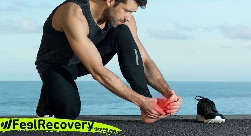 ¿Cuáles son las causas y los síntomas del dolor en los pies?