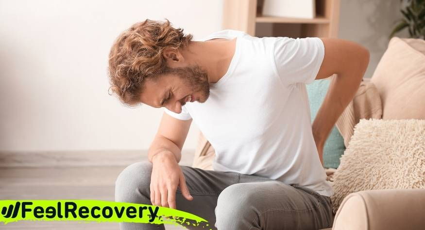 ¿Cuáles son las causas y los síntomas del dolor lumbar?