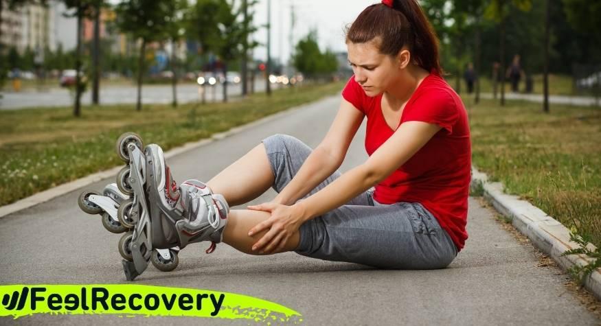 Cuáles son las lesiones deportivas más comunes que podemos tratar con termoterapia
