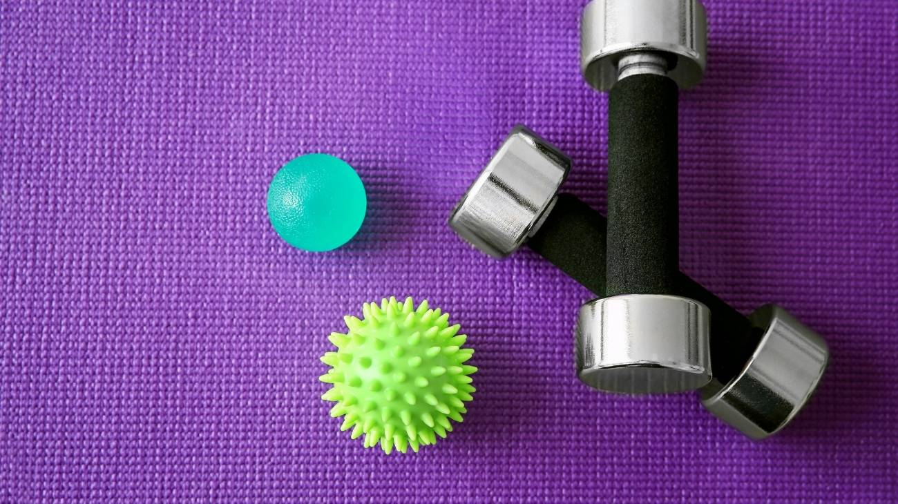 What are the best alternatives to the massage balls for myofascial massage?