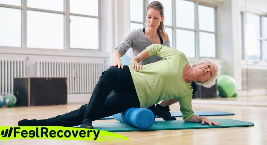 What are the benefits of myofascial release therapy in the treatment of injuries?