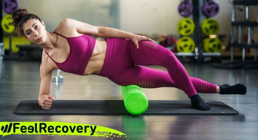 What are the benefits of using a Foam Roller?