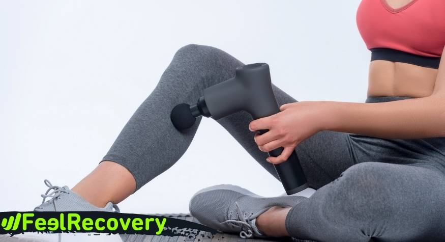 What are the risks and side effects of using electric massagers?