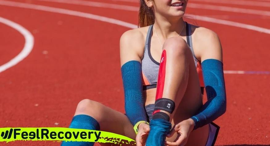 When and how to use compression arm sleeves to improve your sports performance?