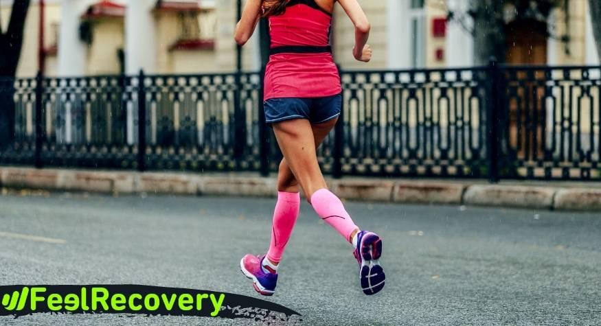 ¿Cuándo y cómo usar las pantorrilleras deportivas de compresión para mejorar en tu deporte?
