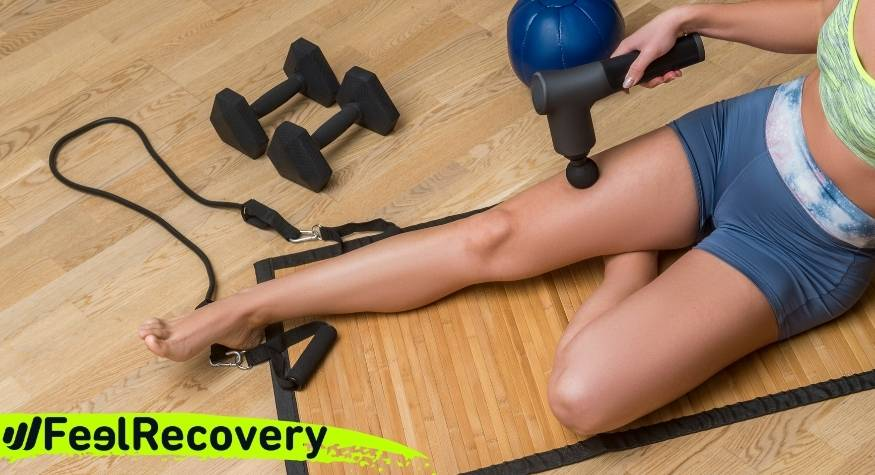 Can percussion massage therapy improve sports performance?