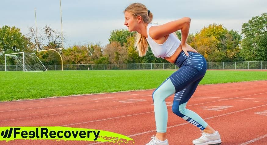 In which sports and physical activities is it common to injure your back?