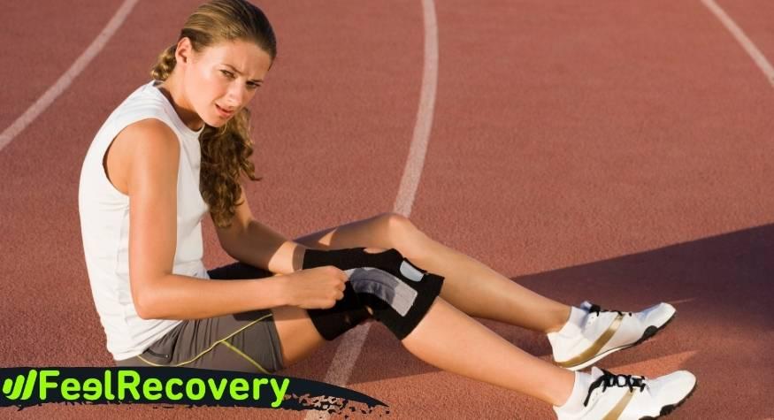 ¿En qué deportes y actividades físicas es común usar rodilleras deportivas?