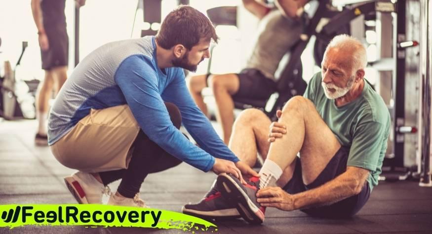 En qué momentos de una lesión es mejor aplicar frío, calor o terapia de contraste