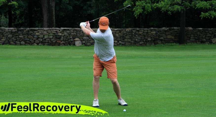 Do sports lumbar support garments for golfers really work?