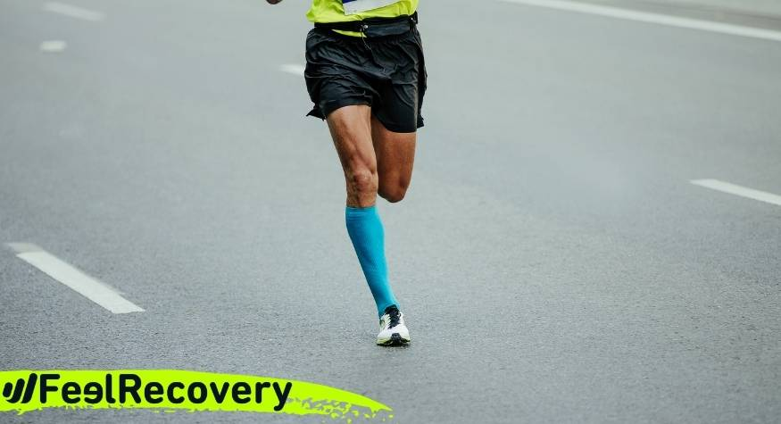 Do compression socks really work to improve performance and recovery in runners?