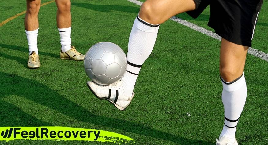 Do compression socks really work to improve performance and recovery in football?