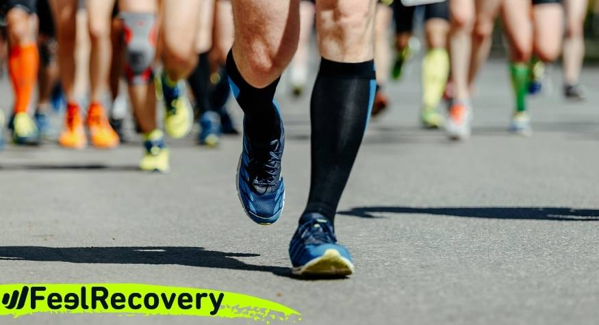 Do compression calf sleeves really work to improve performance and recovery in runners?