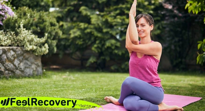 Do the compression knee braces really work for Yoga?