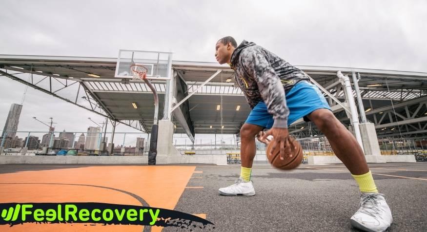 ¿Funcionan realmente las rodilleras de compresión para baloncesto?
