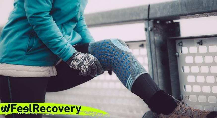 ¿Funcionan realmente las rodilleras de compresión para correr?