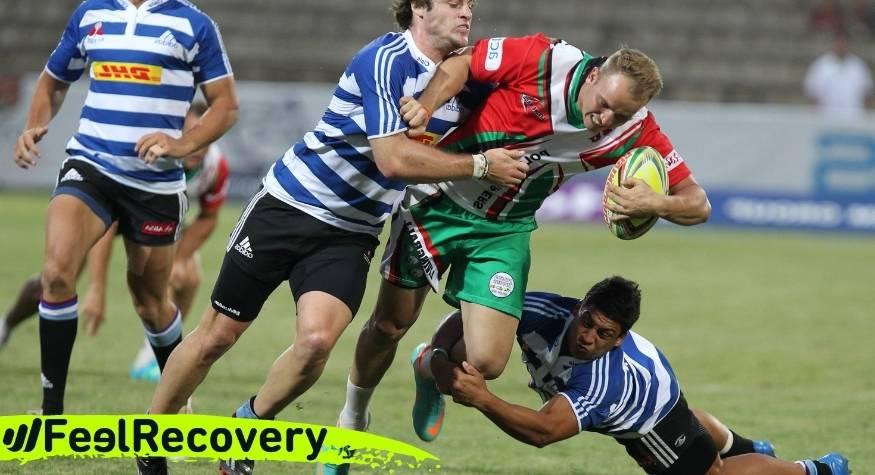 ¿Funcionan realmente las rodilleras de compresión para rugby?