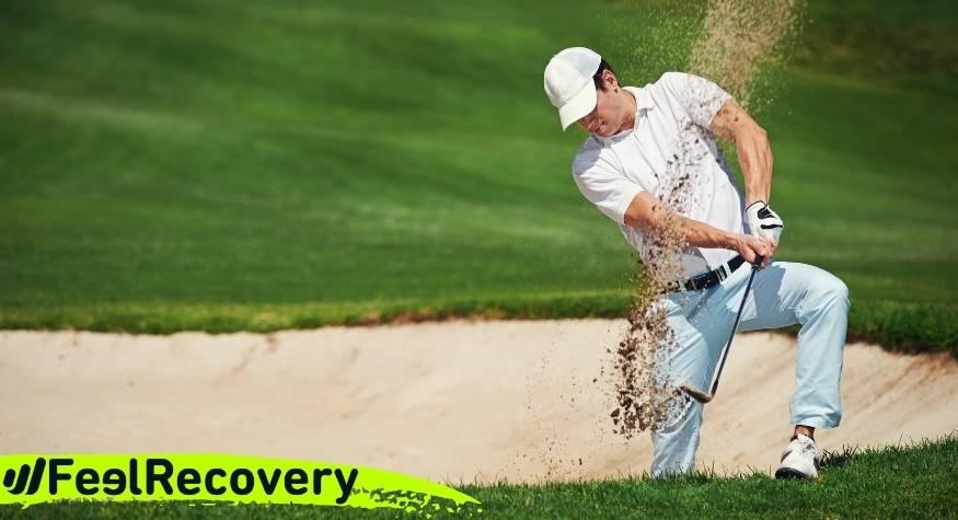 ¿Funcionan realmente las tobilleras de compresión para practicar el golf?