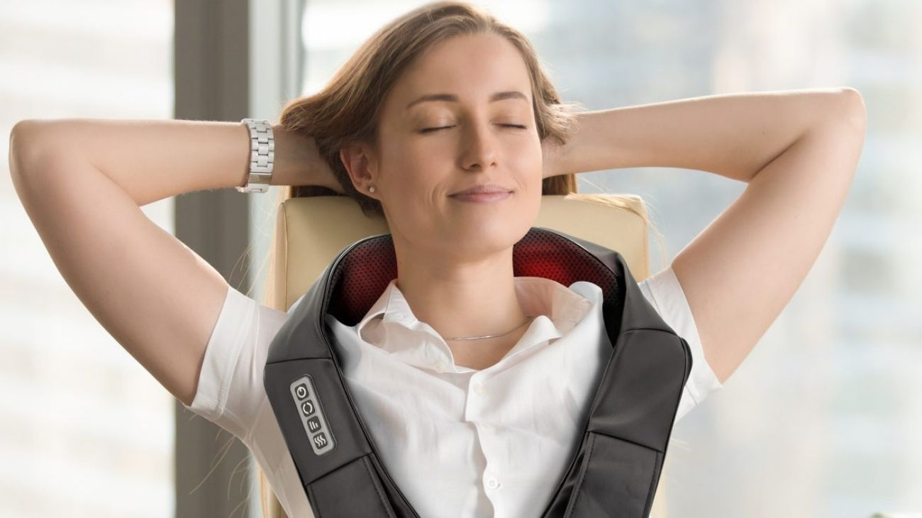Buying Guide: How to choose the best electric neck, back and shoulders massagers tools for pain relief?