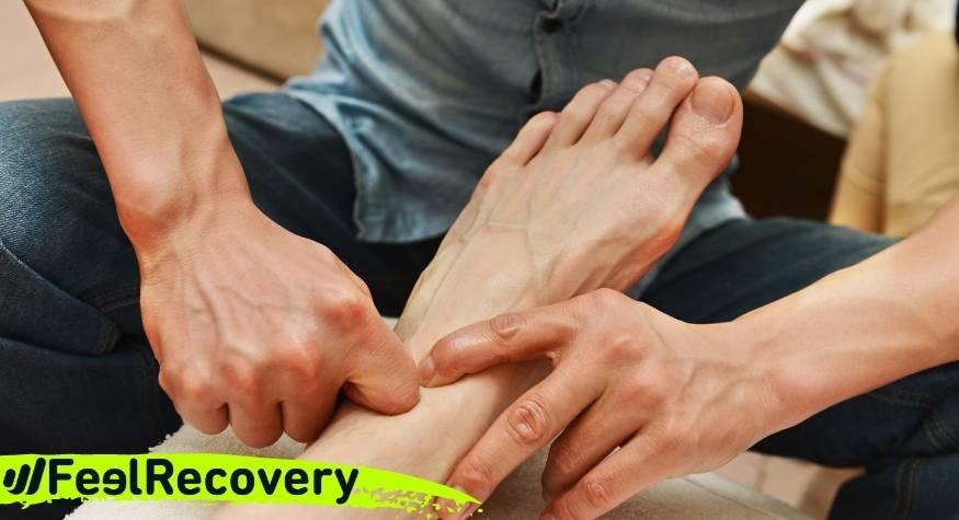 Reflex massage