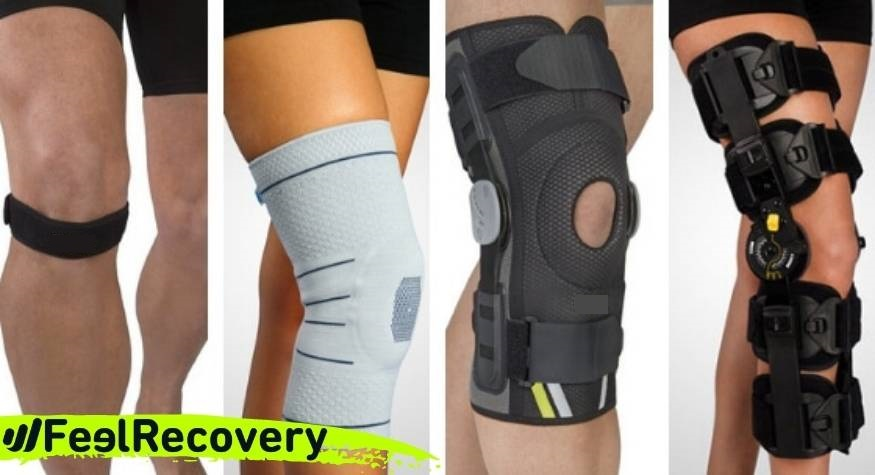 Which knee brace is best for me according to the use I am going to make of it?