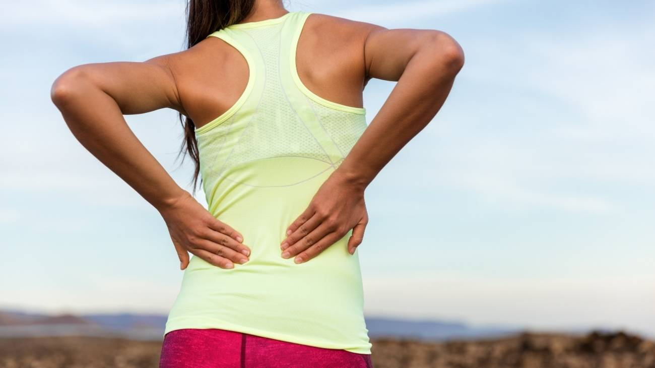 Best lower back pain relief products