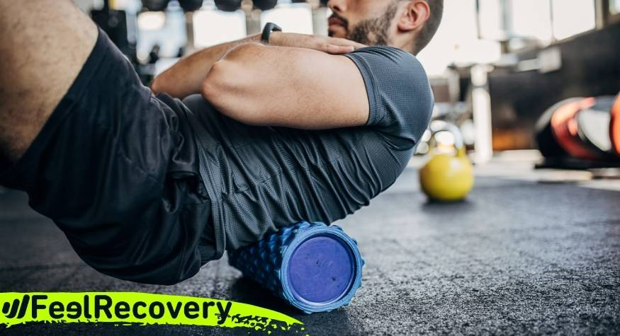 What alternatives to the Foam Roller are useful to relieve pain and release myofascial tissue?