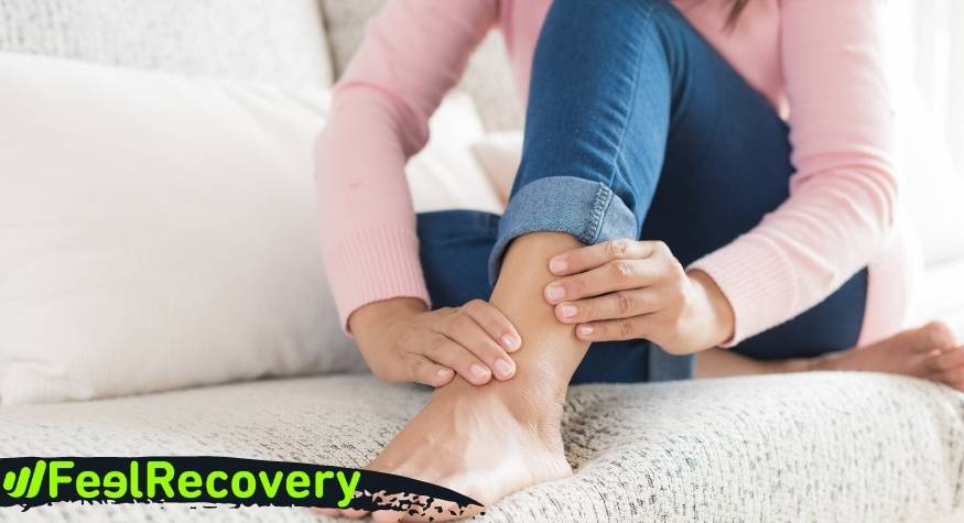How to use ankle braces to relieve ankle pain from sports injuries?