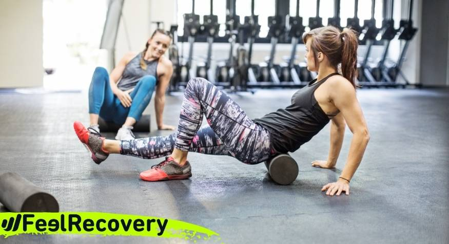 What are the benefits and uses of the Foam Roller for massaging your whole body?