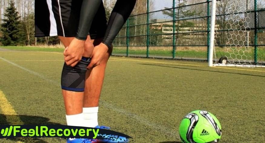 What features should you consider before choosing the best sports knee brace for playing soccer?