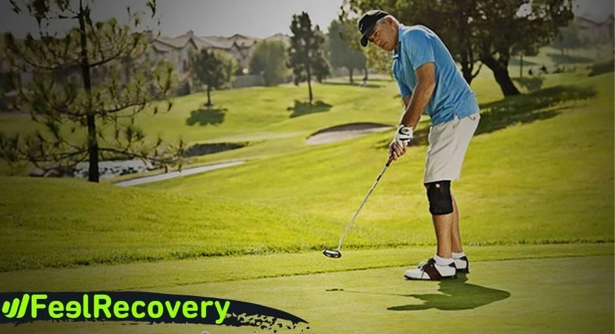 ¿Qué características debes tener en cuenta antes de elegir la mejor rodillera deportiva para practicar el golf?