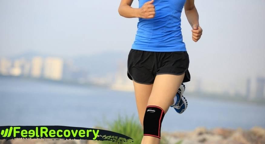 ¿Qué características debes tener en cuenta antes de elegir la mejor rodillera deportiva para practicar el running?