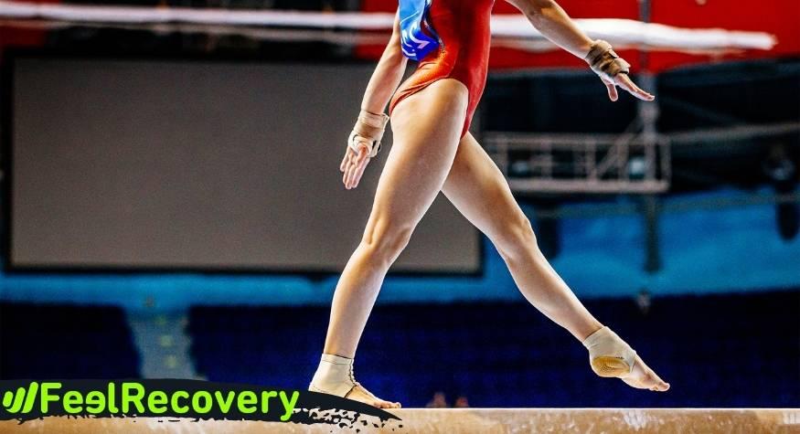¿Qué características debes tener en cuenta antes de elegir la mejor rodillera deportiva para practicar la gimnasia rítmica?